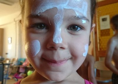 Smile Úszóiskola - Nyári Tábor 2