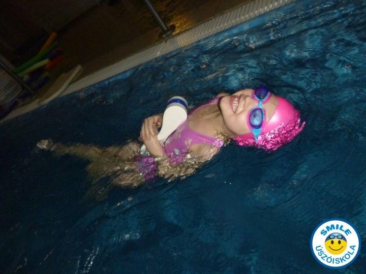 Lubickoló csoport úszás