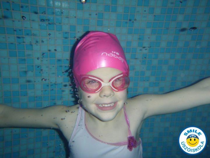 gyerek úszásoktatás hétvégén