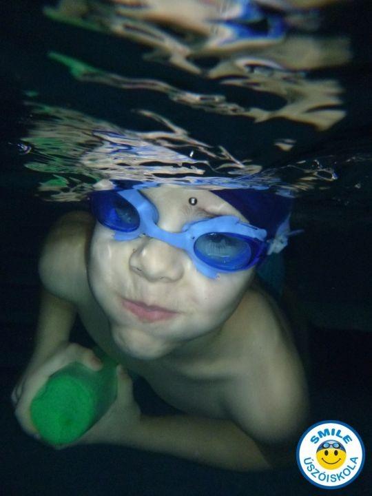 úszás tanfolyam XIV. kerület