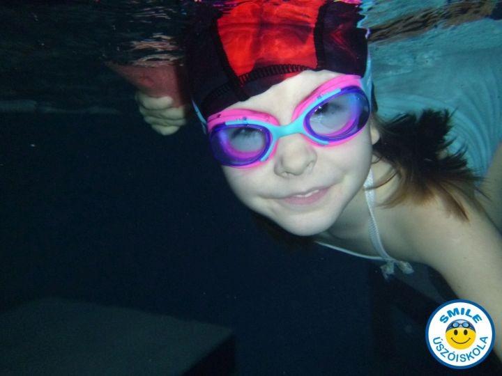 hétvégi úszótanfolyam