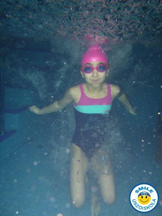 paskál úszásoktatás