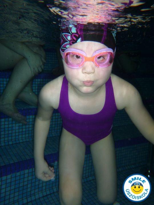 úszásoktatás gyerekeknek Paskál